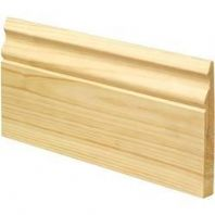 5th REDWOOD OGEE SKIRTING 15x145mm 4.8m